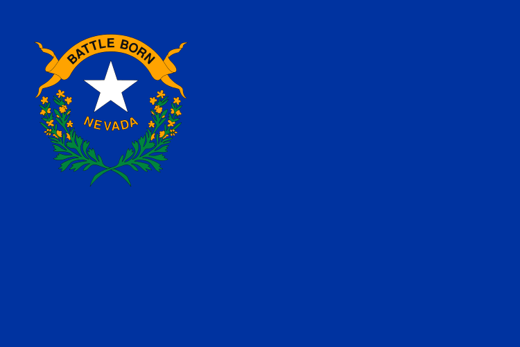 Bandera Nevada