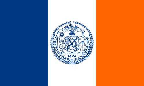 Bandera Nueva York