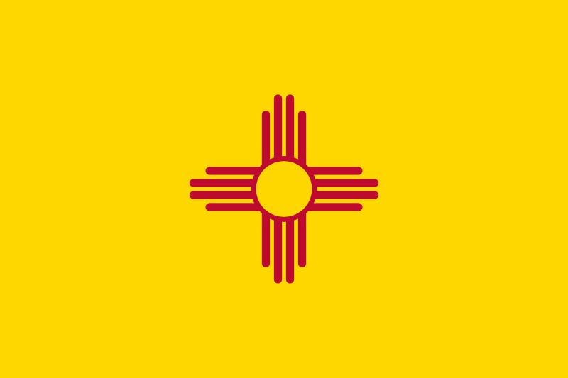 Bandera Nuevo México