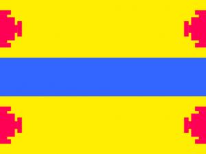 Bandera Popayán