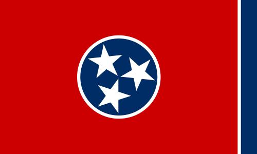 Bandera Tennessee