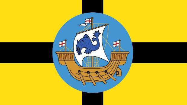 Bandera Wellington