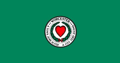 Bandera Worcester