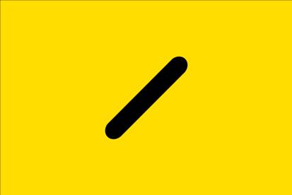 Bandera Amarilla para daltónicos