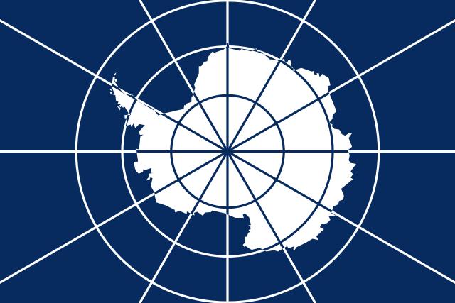 Bandera Antártida