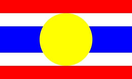 Bandera Anthelia