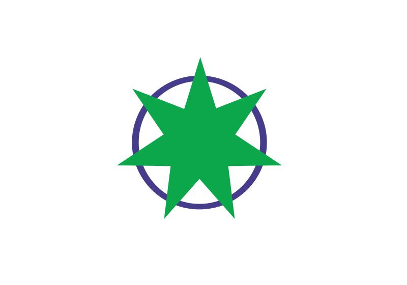 Bandera Aomori