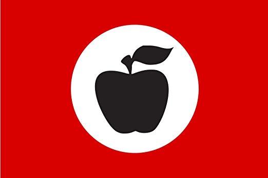 Bandera Apfelfront