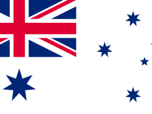 Bandera Armada Real Australiana