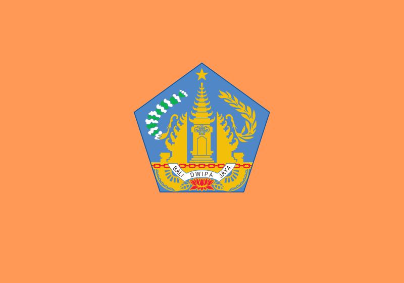 Bandera Bali