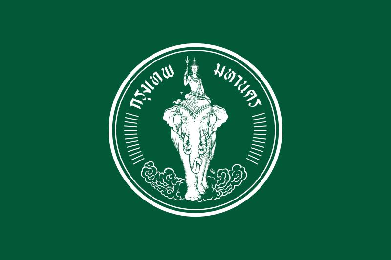 Bandera Bangkok