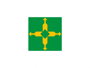 Bandera Brasilia (Distrito Federal)