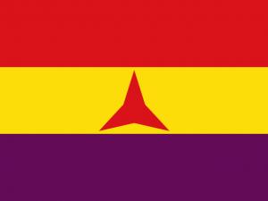 Bandera Brigadas Internacionales