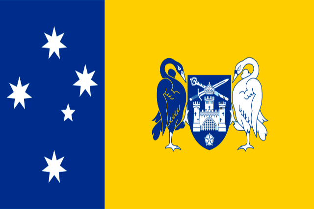 Bandera Canberra