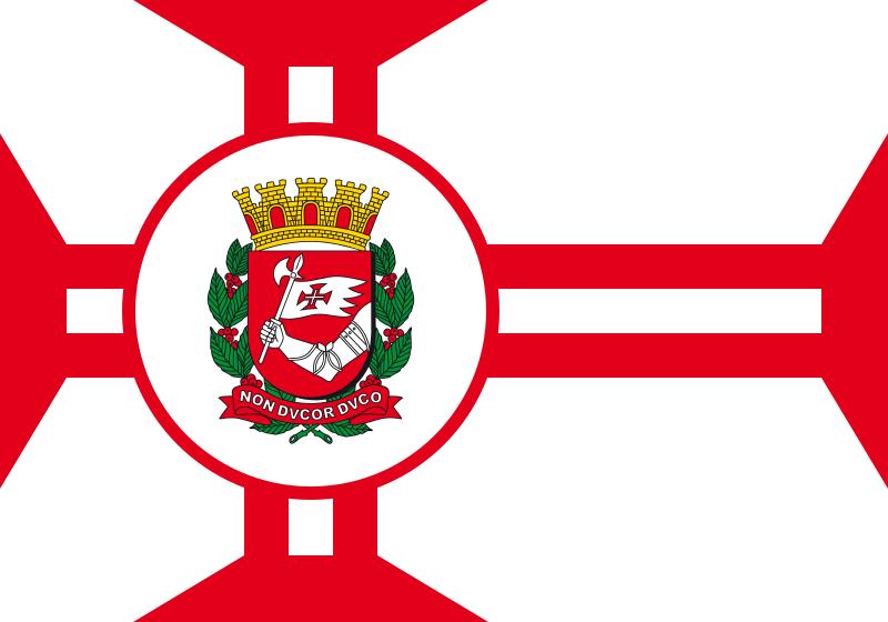 Bandera Cidade de São Paulo