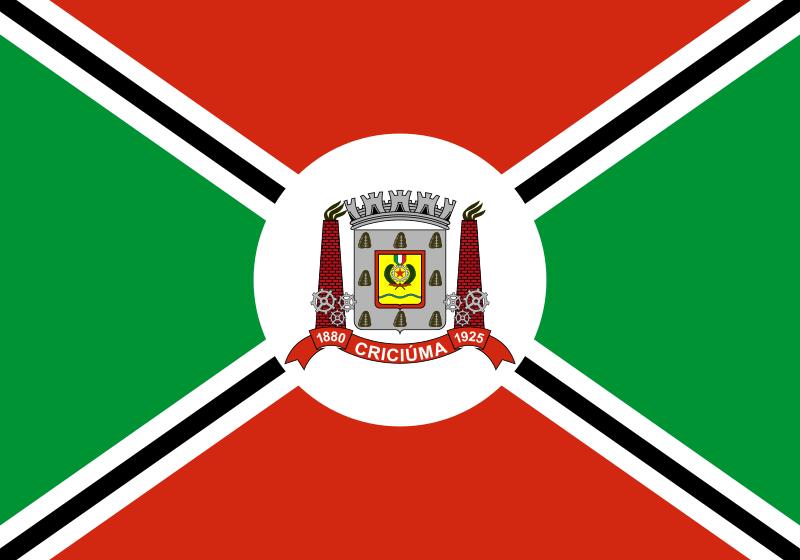 Bandera Criciuma