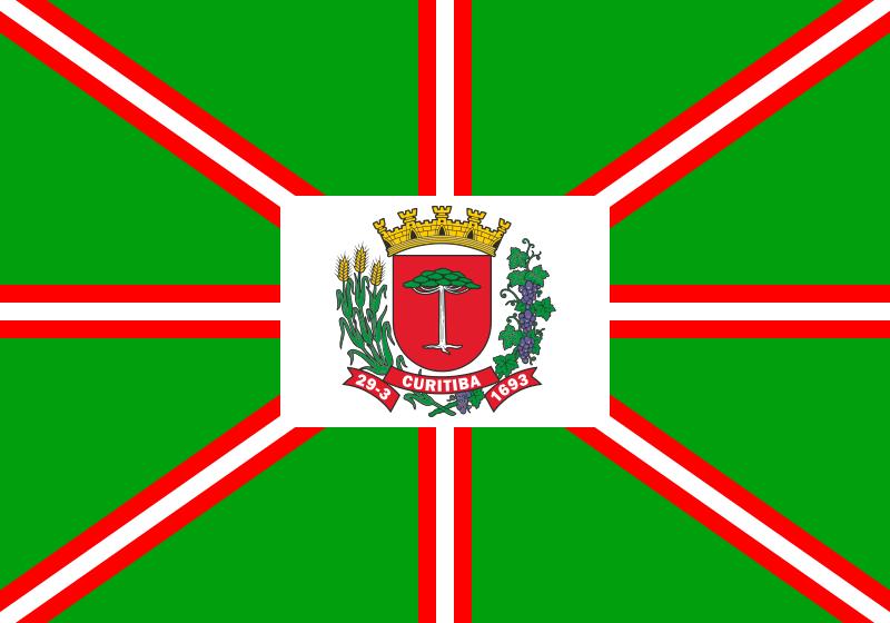 Bandera Curitiba