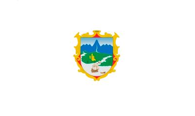 Bandera Escudo de Cali