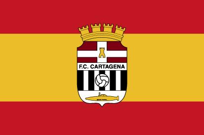 Bandera España Cartagena