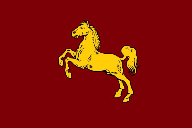 Bandera Estado de Hannover