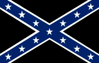 Bandera Estados Confederados Rebeldes