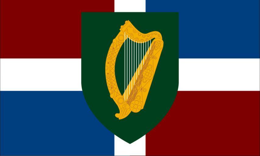 Bandera Free Morbhan Republic