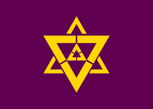 Bandera Fukuchiyama (Kioto)