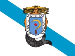 Bandera Galicia Castelao