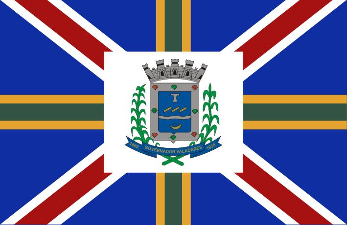 Bandera Governador Valadares