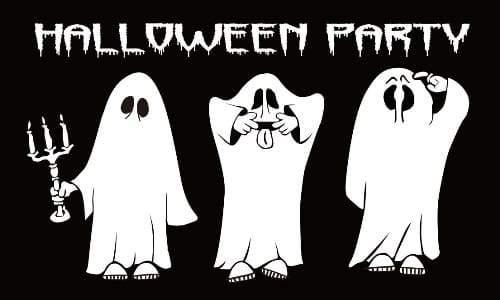 Bandera Halloween Party