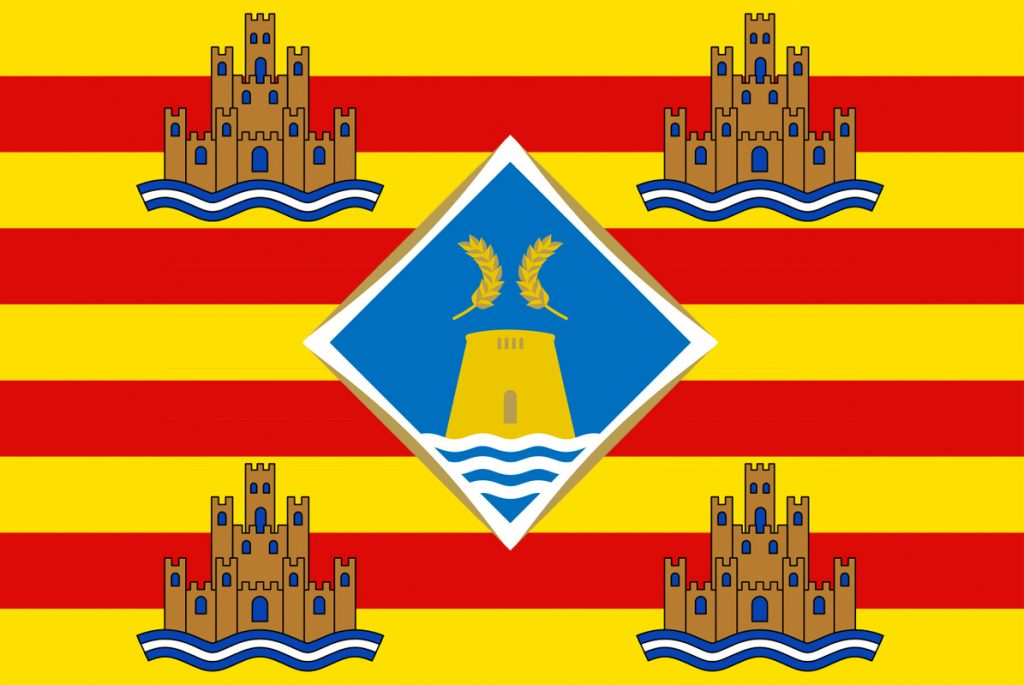 Bandera Islas Pitiusas