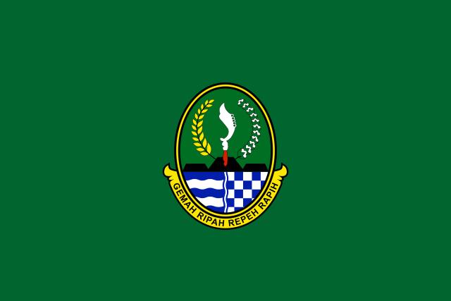 Bandera Java Occidental