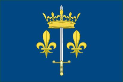 Bandera Juana de Arco