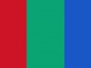 Bandera Marte