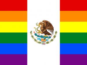 Bandera México Gay