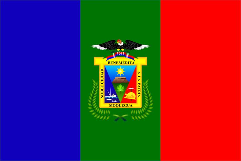 Bandera Moquegua