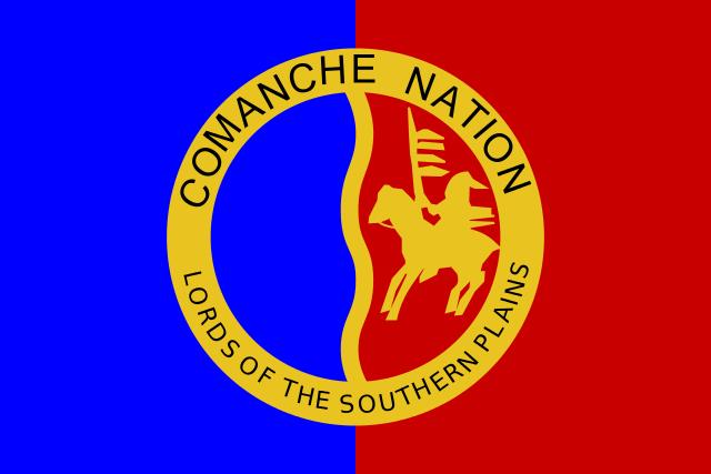 Bandera Nación Comanche