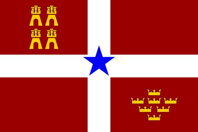 Bandera Nacionalismo murciano