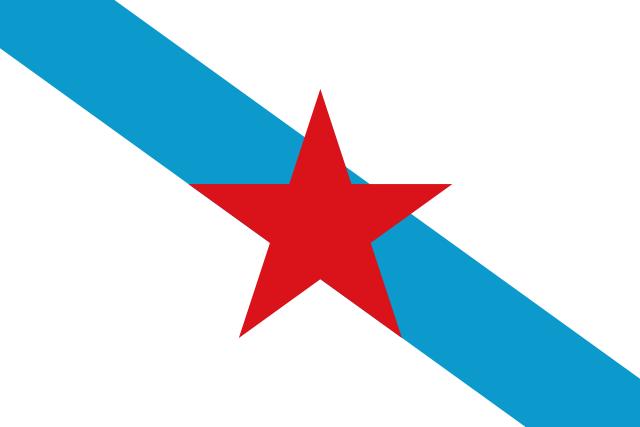 Bandera Nacionalista Gallega