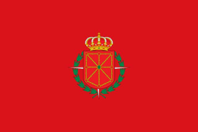 Bandera Navarra Dictadura