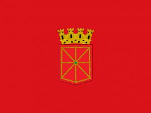 Bandera Navarra Segunda República