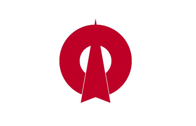 Bandera Oda, Shimane