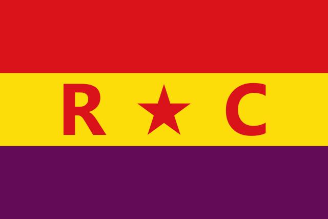 Bandera Partido Marxista Leninista