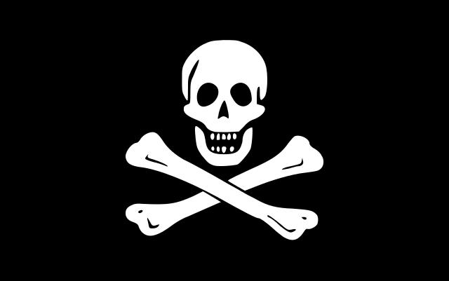 Bandera Pirata de Edward England