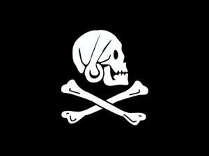 Bandera Pirata de Henry Every
