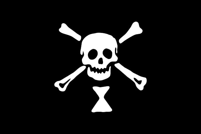 Bandera Pirata Emanuel Wynn