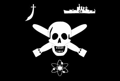 Bandera Pirata Jolly Roger