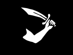Bandera Pirata Thomas Tew