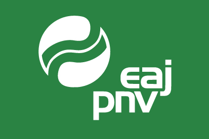 Bandera PNV EAJ verde