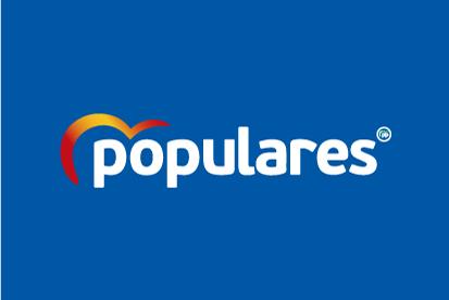 Bandera PP Populares